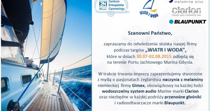 zaproszenieWiatr_i_Woda_Gdynia